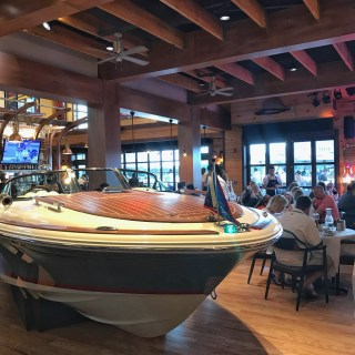 Where to Eat at Disney Springs | The Boathouse | Totally Tailgates