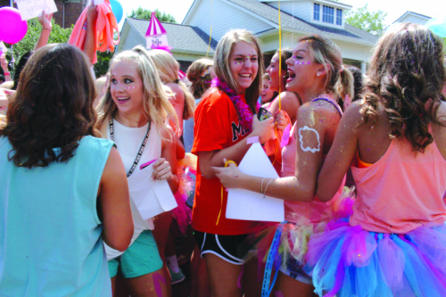 why you need a social resume for sorority recruitment