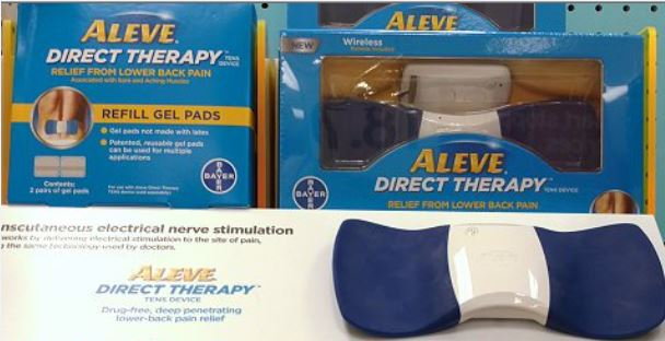 aleve direct therapy coupon