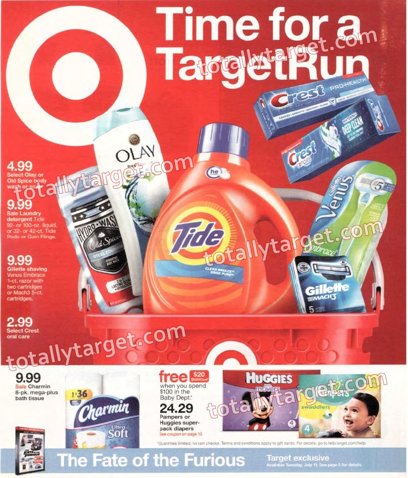 Totally Target Getting You More Red For Less Green