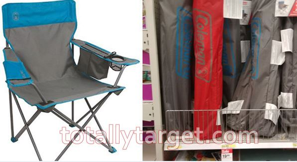 coleman cooler quad chair target swimways canopy 20 in new printable coupons to save on camping gear plus nice deals