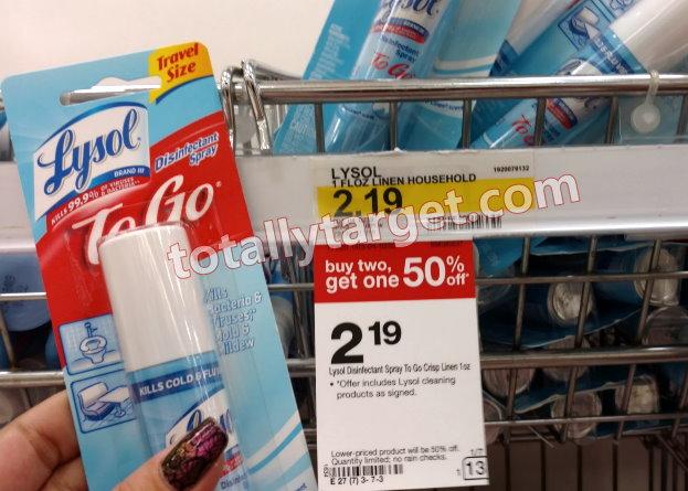 Travel Size Lysol Spray Target