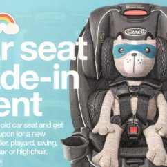 Graco High Chair Coupon Tables Tents And Rental Get A 20 Off New Car Seat With Upcoming Trade In Event If Your Child Has Outgrown Their Or You Re Just Looking To Upgrade May Want Take Part Target S