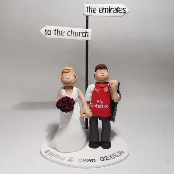Wedding Cake Toppers London