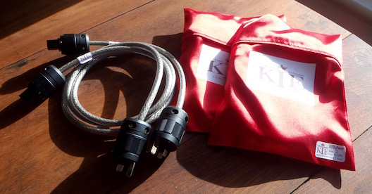 KLEI gPOWER 2AC cable