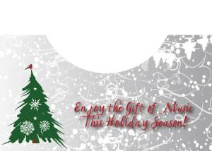 Corporate Holiday Card Inside