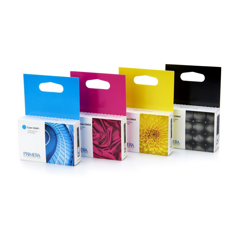 Primera 53606 Bravo 4100 series Printer Ink – Multipack