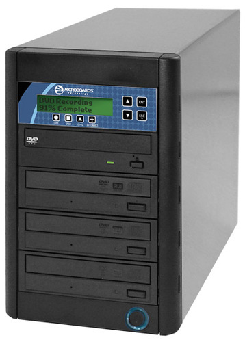 24X Copywriter Series CD and DVD Duplicators