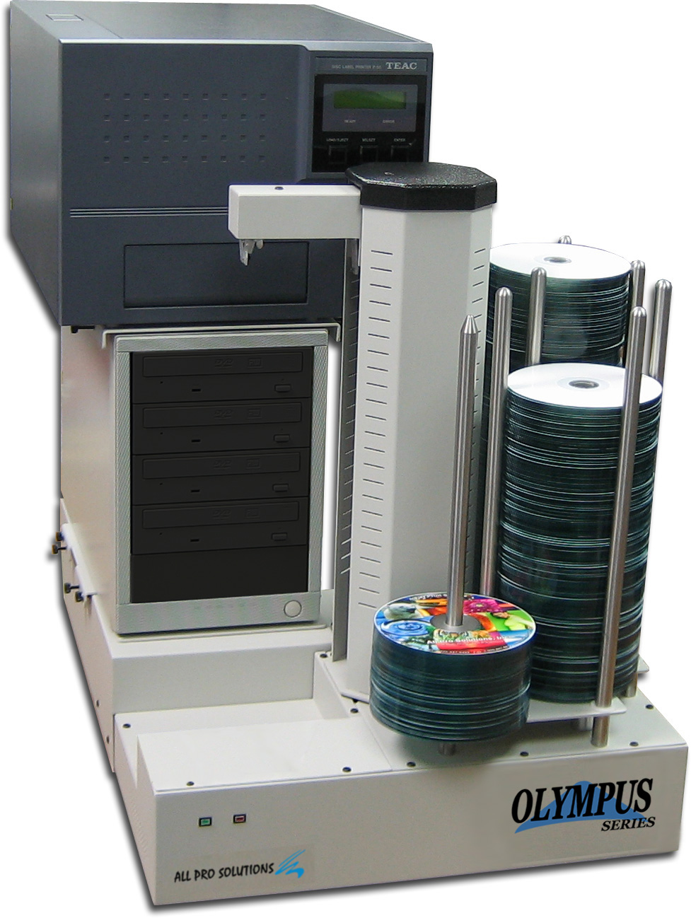 All Pro Solutions Olympus 4T BD