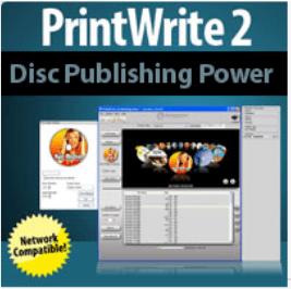 PrintWriteNetworkDiscPublishingSoftware