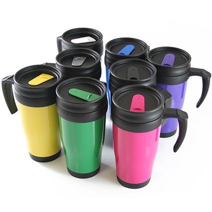 Insulated Travel Mug | Printed Travel Mugs | Personalised ...