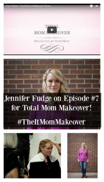 Total Mom Makeover Jennifer Fudge Transformation
