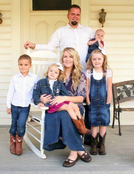 Total Mom Makeover Jennifer Fudge Family