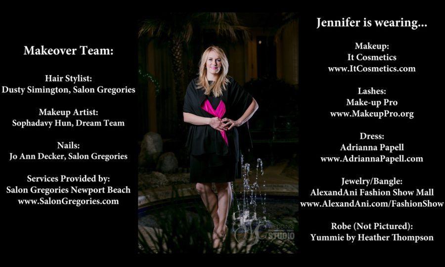 Total Mom Makeover Jennifer Fudge Credits