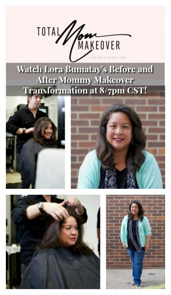 Total Mom Makeover Lora Bumatay Transformation Pinterest Photo