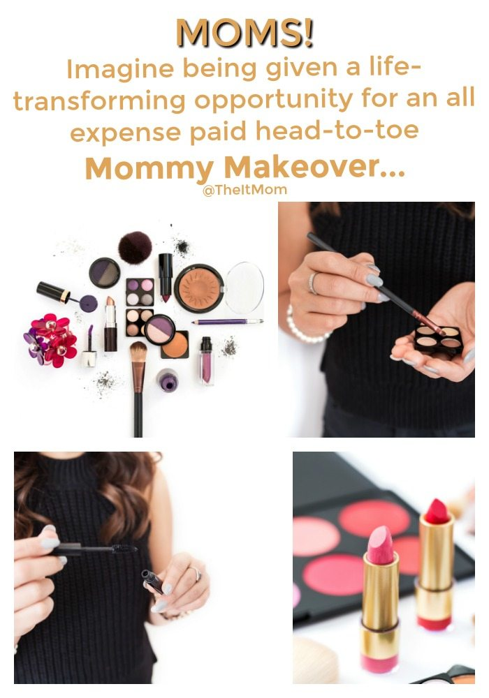 Total Mom Makeover Opportunity