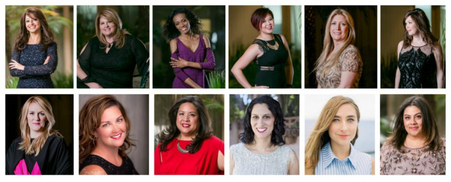 12 Moms Selected for Total Mom Makeover Collage