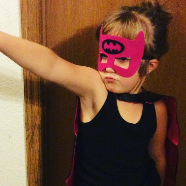 Total Mom Makeover Meagan Paullin Superwoman Child