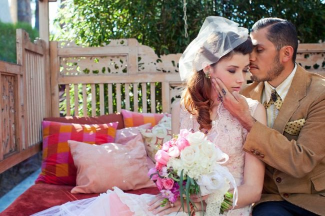 Laced in Love Bride 2