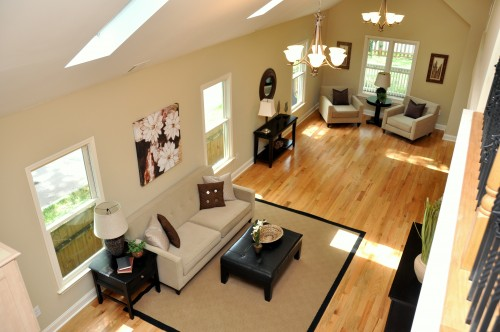 How to Decorate an Oddly Shaped Room  Total Mortgage Blog