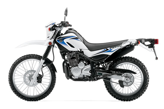 2012 Yamaha XT250 Review