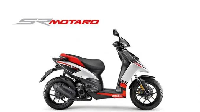 2015 Aprilia SR Motard 50 Review
