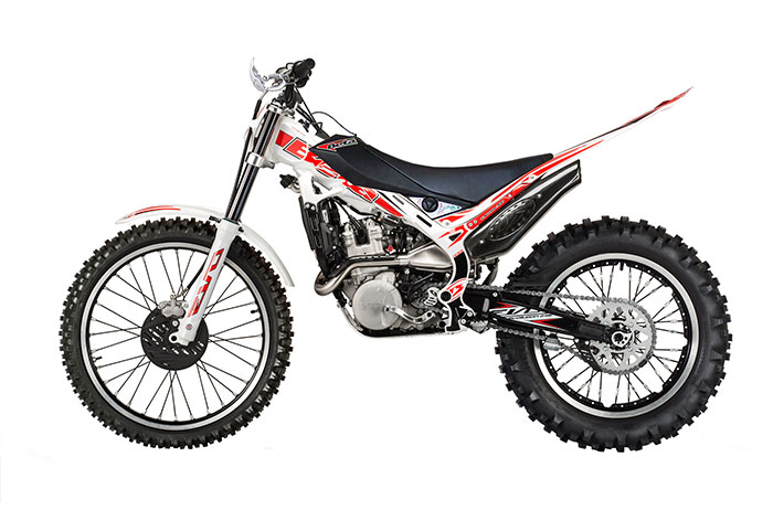 2016 Beta EVO 250 4-Stroke Sport Review