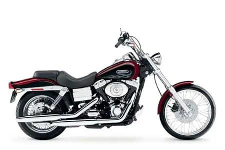 2006 Harley-Davidson FXDWGI Dyna Wide Glide