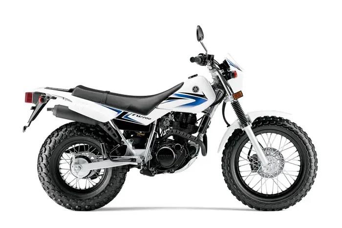2014 Yamaha TW200 Review