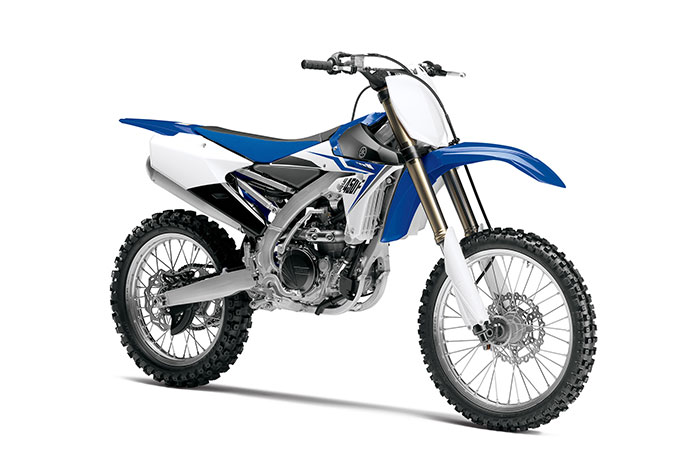 2014 Yamaha YZ450F Review