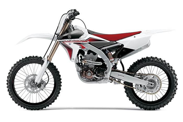 2015 Yamaha YZ450F Review