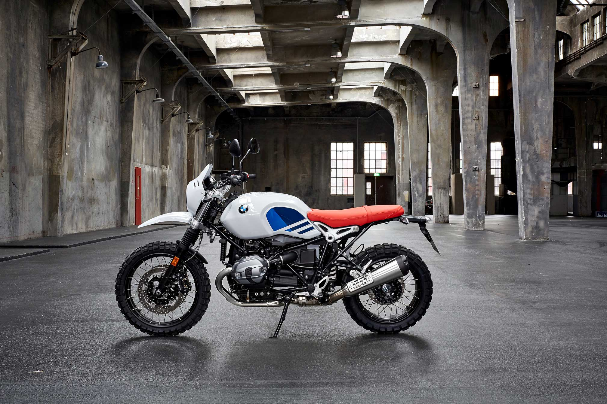 2018 BMW R NineT Urban GS Review Total Motorcycle