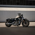 2018 Harley Davidson Forty Eight Review Total Motorcycle