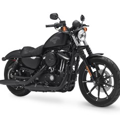 Harley Davidson Video Model A Ford Wiring Diagram 2018 Iron 883 Review  Totalmotorcycle