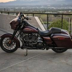 Harley Davidson Video Ramsey Winch 2018 Street Glide Special Review