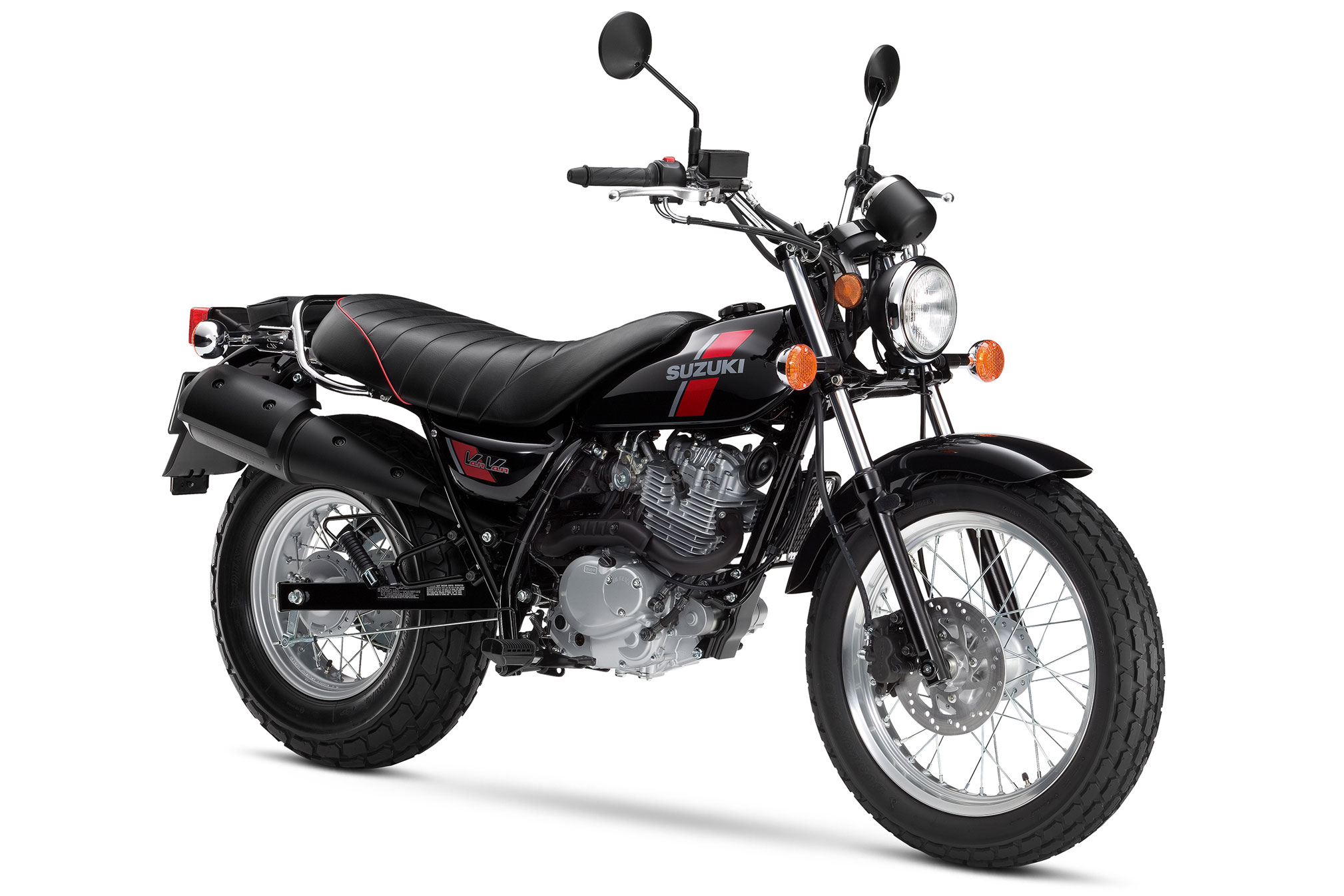 2018 Suzuki VanVan 200 Review Total Motorcycle