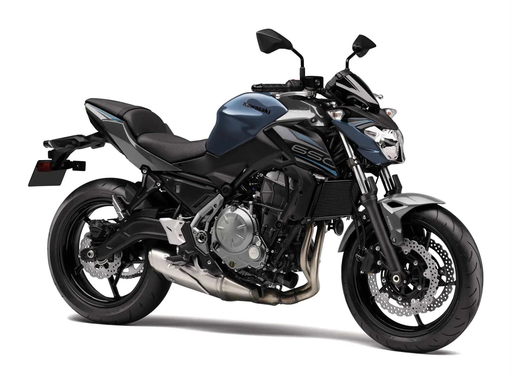 Kawasaki Z650 Abs Guide Total Motorcycle