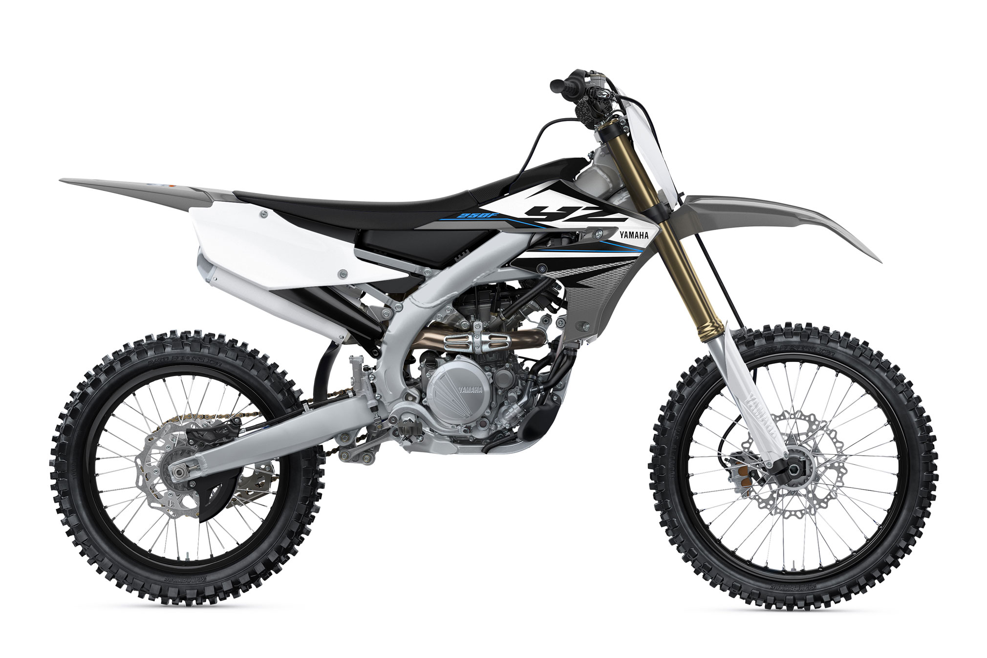2020 Yamaha YZ250F Guide • Total Motorcycle