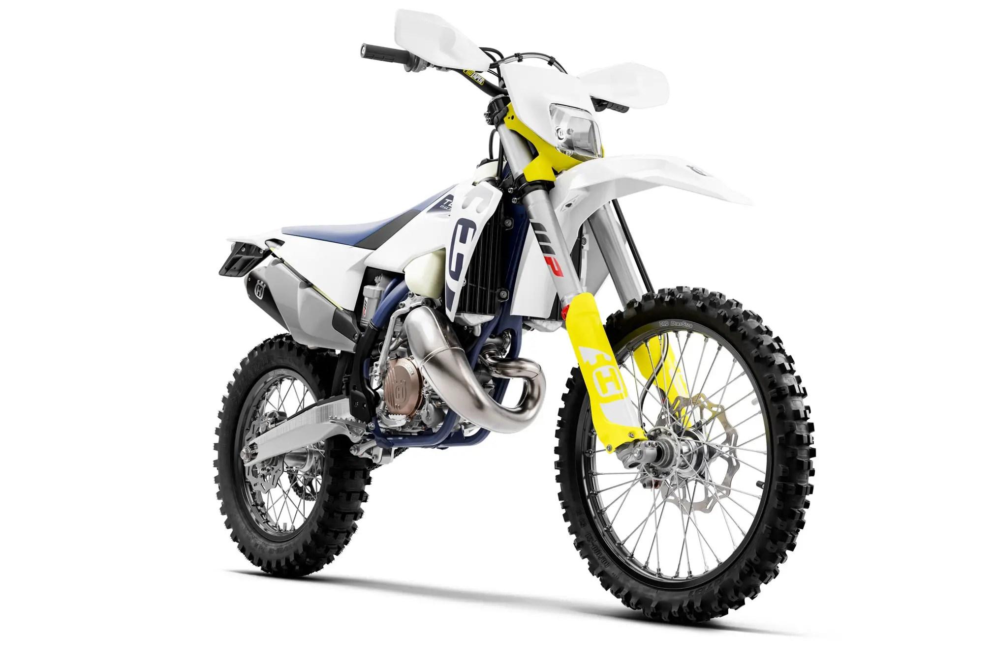 2020 Husqvarna TE150i Guide • Total Motorcycle