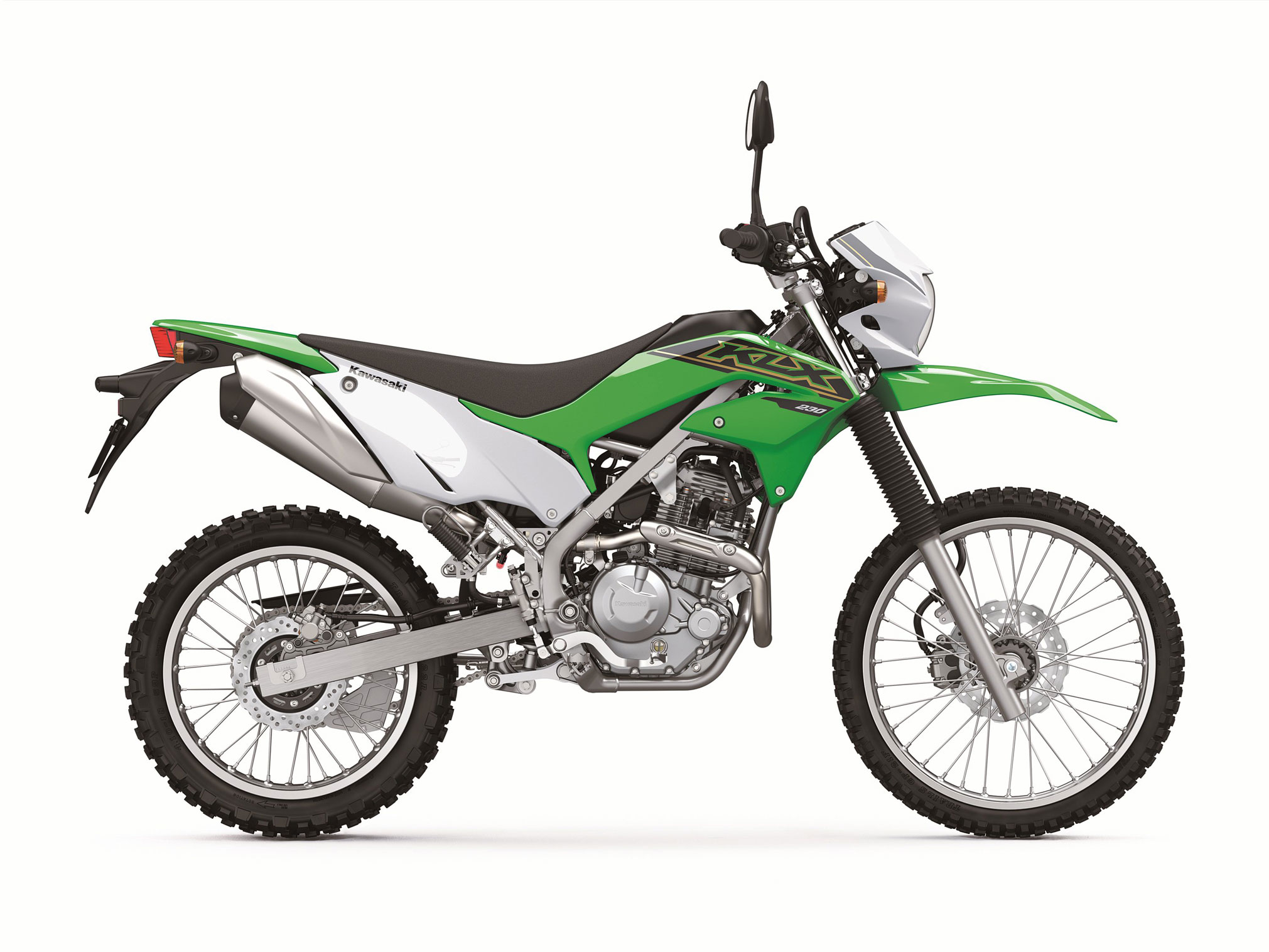 2021 Kawasaki KLX230 Guide • Total Motorcycle