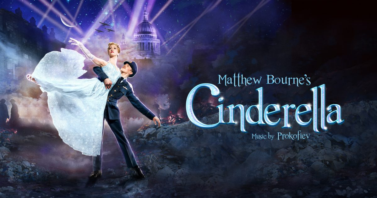 Image result for cinderella ballet matthew bourne