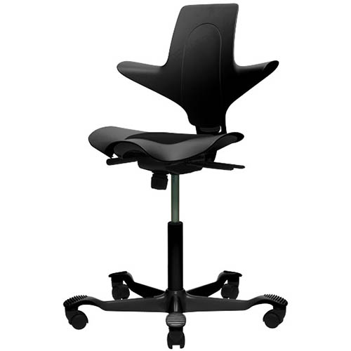 hag capisco chair instructions striped accent puls 8010 saddle black