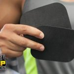 GRIP POWER PADS – ALTERNATIVE TO GYM GLOVES, Weight Lifting Straps & Gloves