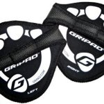 4 Pairs Set in 4 Colors Gripad Workout Grips Lifting Gloves