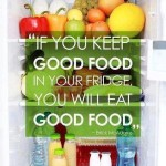 Do you have Good Food in your fridge?