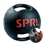 SPRI Dual Grip Xerball / Medicine Balls