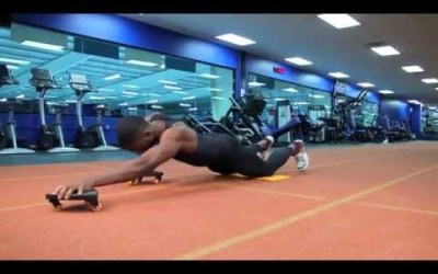 Core Coaster – Ab, Core and Total Body Exercise System (2 Core Coasters)