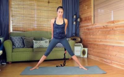 Yoga EVO Elastic Strap for Stretching