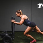 Torque Fitness TANK Power Sled on Wheels – Sled that does not destroy the Gym floor
