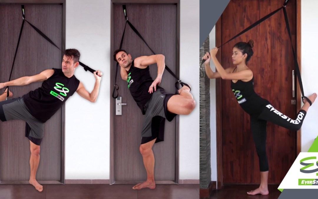 EverStretch Leg Stretcher | Door Flexibility Trainer PRO